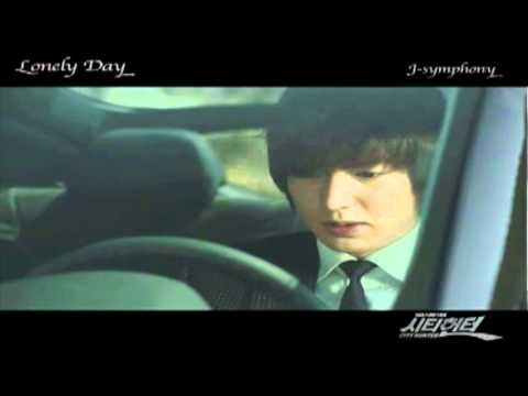 Lonely Day - J-symphony City Hunter Ost Part 4 video