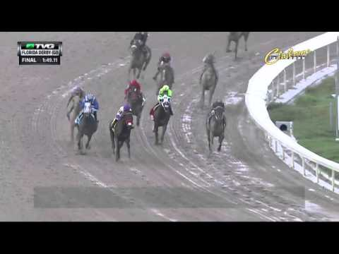 RACE REPLAY: Nyquist Tops Mohaymen in Florida Derby