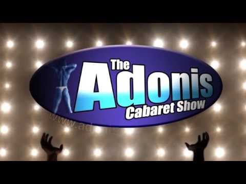 Love Hot Naked Men Who Make You Laugh? Thats THE ADONIS CABARET!