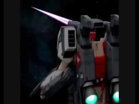 Macross 30th Anniversary Stop Motion Animation Edition