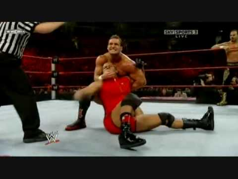 WWE RAW 11/23/2009: MVP, R-Truth & Mark Henry Vs Chavo Guerrero, Chris Masters & Jack Swagger Video