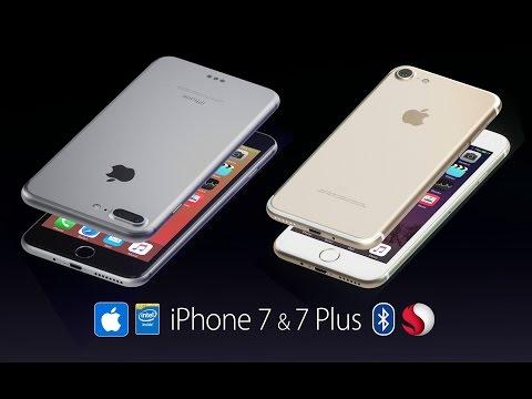 iPhone 7 In Blue? New Leaks & Rumors