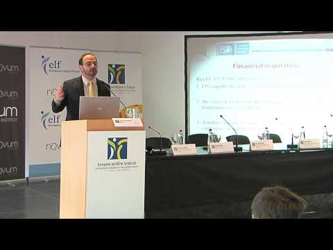 FUND   Enrico Calossi   Monitoring European Political Foundations
