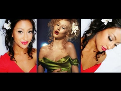 """Burlesque"": Makeup & Hair Tutorial"