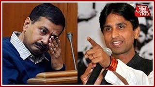 स्पेशल रिपोर्ट | AAP में भी पैसा चलता है! केजरीवाल से टूटा कवी कुमार का 'विश्वास'