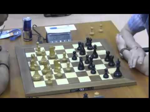Nakamura vs Goloshchapov - 2014 World Blitz Championship