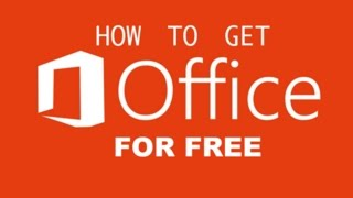 How To Get Microsoft Office (2016) 100% Free for Mac