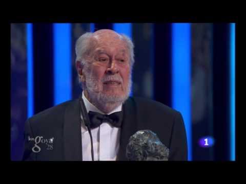 Jaime de Armiñán recibe el Goya de Honor 2014
