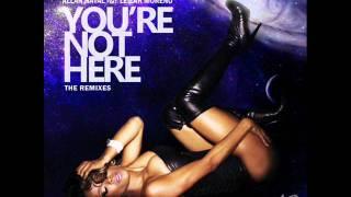 Allan Natal ft Leilah Moreno - You're Not Here (Yinon Yahel Mix)