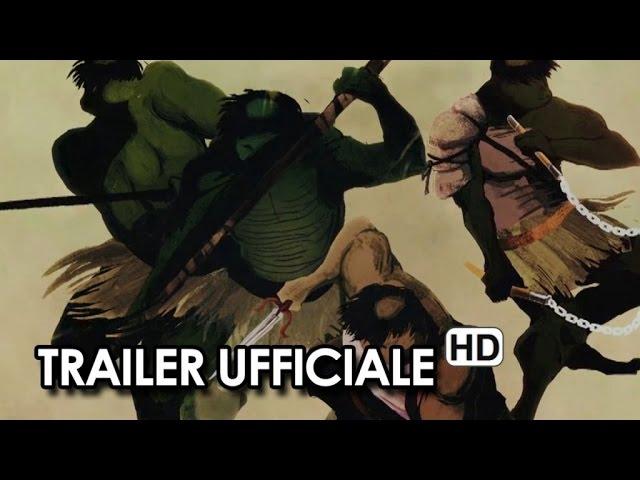 TARTARUGHE NINJA FEATURETTE Ufficiale Italiana La Leggenda di Yokai (2014) HD