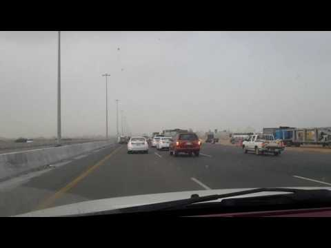 Accident on JEDDAH, Jizan Highway.
