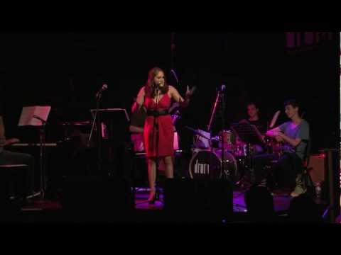 BLAIR GOLDBERG singing SIXTEEN BARS by PETE MILLS from TAXI CABARET