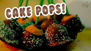 La receta mas fácil del mundo: Cake Pops + Masmelos Pop |  The easiest recipe in the world