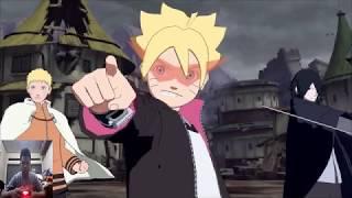 Boruto,Naruto,Sasuke VS momoshiki outsutsuki,kinshiki outsutsuki naruto storm 4 mod