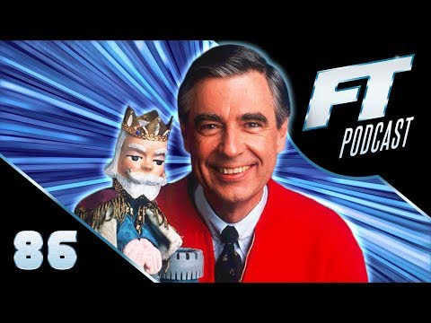 PLEASE WON'T YOU BE MY NEIGHBOR? (ft. Morgan Neville, Nicholas Ma) | Film Threat Podcast Ep. 86