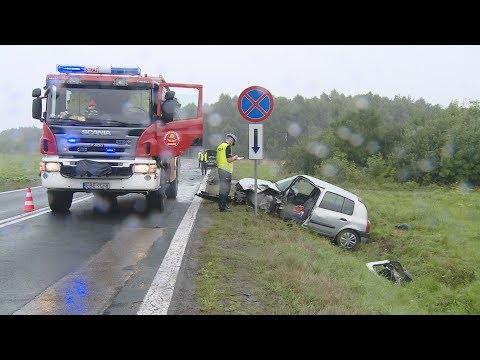TKB - Wypadek Pod Wadlewem - 18.07.2018