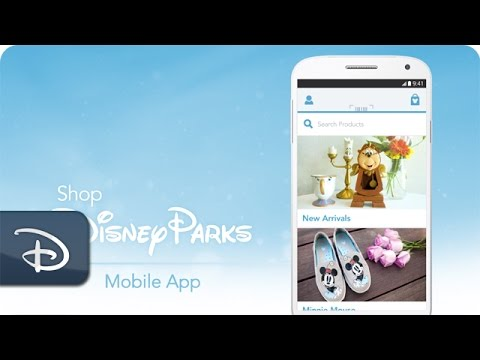 Shop Disney Parks APK Cover