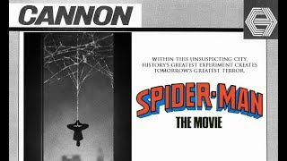 Cannon Films' Spider-Man - VHS Movie Trailer