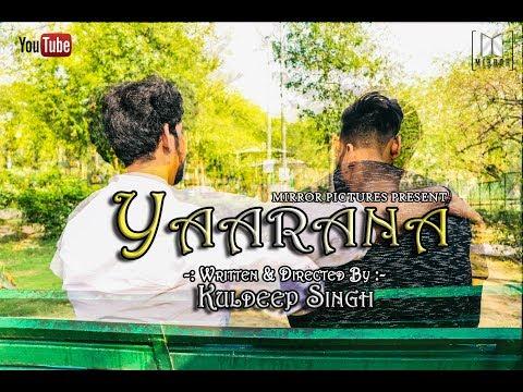 Yaarana - Rahul Jain | Tere Jaisa Yaar Qahan | Mirror Pictures | Kishore Kumar | Cover