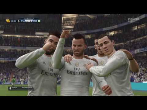 Fifa 16 Real madrid Carrer mode S1 Ep5 Madrid Derby