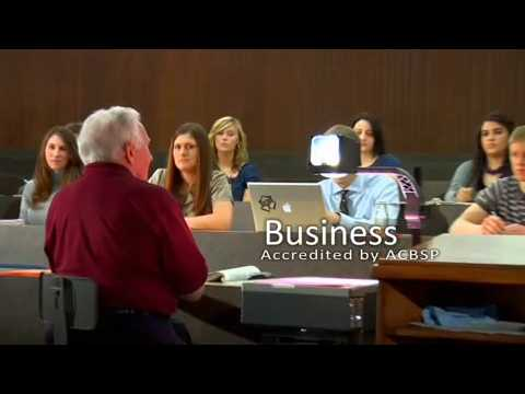 Oral Roberts University Academics Video Video