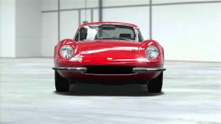 1969 Ferrari Dino 246 GT - Voiture de Forza Motorsport 4