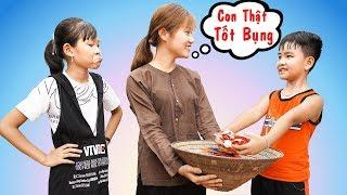 Cậu Bé Nhà Nghèo Tốt Bụng   Kind-hearted Poor Boy ♥ Min Min TV Minh Khoa