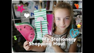 My first Stationery Haul for kids ❀ Emily's Small World ❀