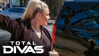"Natalya and her family scatter the ashes of Jim ""The Anvil"" Neidhart: Total Divas, Dec. 3, 2019"