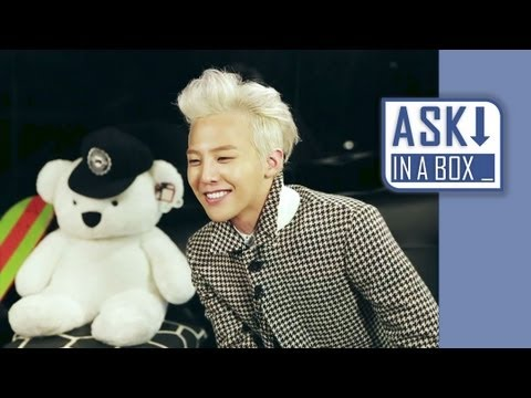 Ask In A Box:g-dragon(지드래곤) coup D'etat(쿠데타)  [eng jpn Sub] video