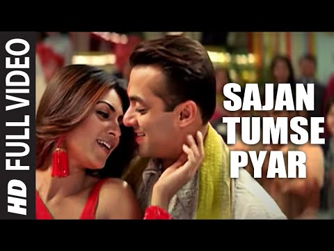 Sajan Tumse Pyar (full Song) | Maine Pyaar Kyun Kiya | Salmaan Khan video