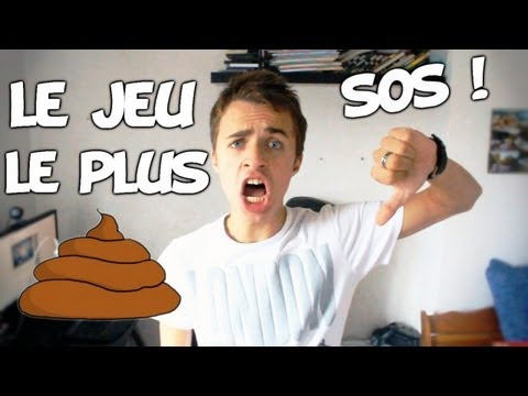 SQUEEZIE - LE JEU LE PLUS NUL DU MONDE