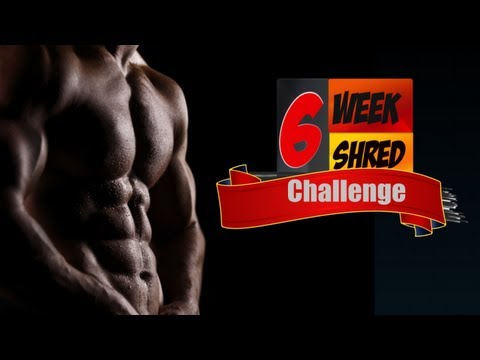 Tabata Training | Interval Workouts | Six Week Shred Challenge 1