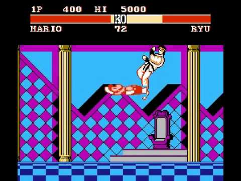 Weird Pirated Games: Mario Fighter III (NES)