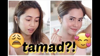 Makeup On TAMAD Days! | Anna Cay ♥