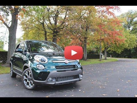 2014 Fiat 500L Review   Fiat 500l Test Drive   Chicago News  