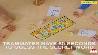 Pictionary Board Game The classic quick-draw game since 1985 , Number of Players 2-4 Players