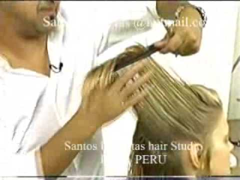 santos peluqueria  cel 992018780  lince  video tony and guy Music Videos
