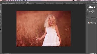 Achieving a Modern Lifestyle Look with Photoshop