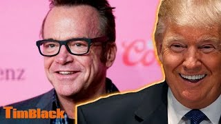 Tom Arnold Has Tapes of Donald Trump That Could've Changed Everything! | #CWTB