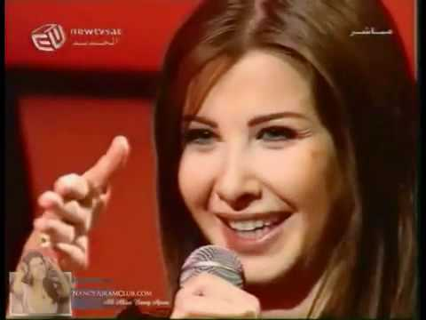 Nancy Ajram interview (garun).flv