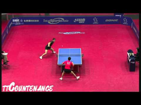 Austrian Open: Ma Long-Xu Xin