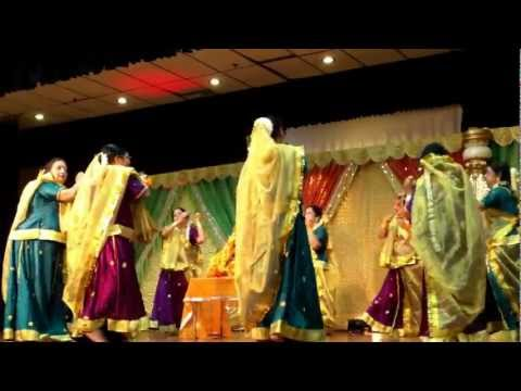 Mara Ghat Ma Birajata  - Milan Group Ny  2012 video
