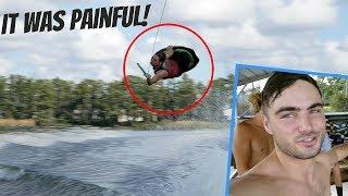 Kneeboard Flip Challenge?!?