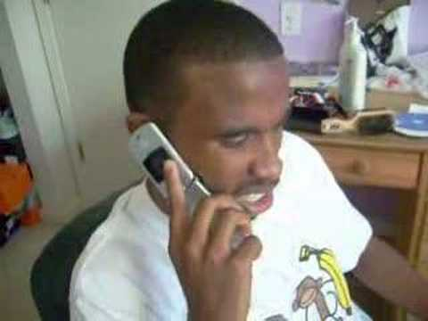 Phone Call to R. Kelly and Usher