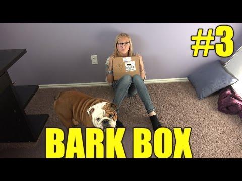 Bark Box #3 March Edition