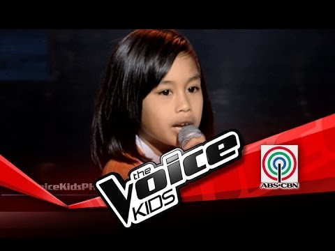 "The Voice Kids Philippines Blind Audition ""Too Much Heaven"" by Echo"