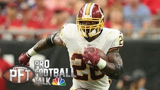 Adrian Peterson on how he goes about proving critics wrong I Pro Football Talk I NBC Sports