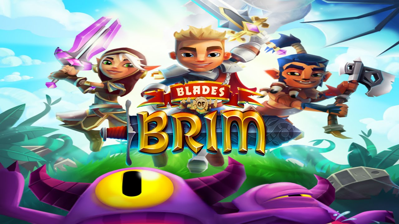 Blades Of Brim By Sybo Games Aps Ios Android Hd