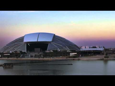Singapore Sports Hub   The Journey to the finish line